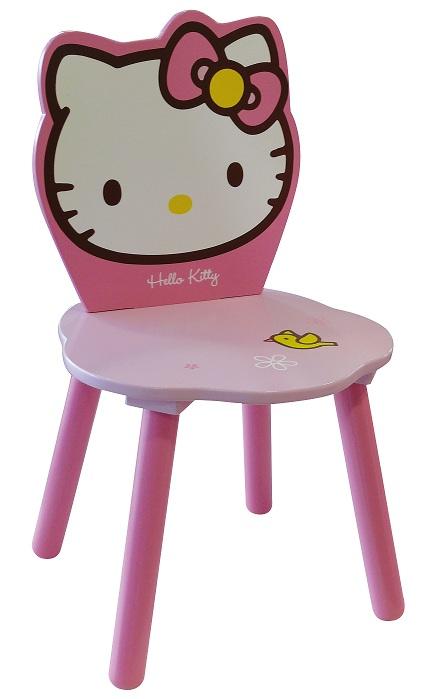 Acheter hello kitty noeud chaise fleurs hello kitty - Table et chaise hello kitty ...