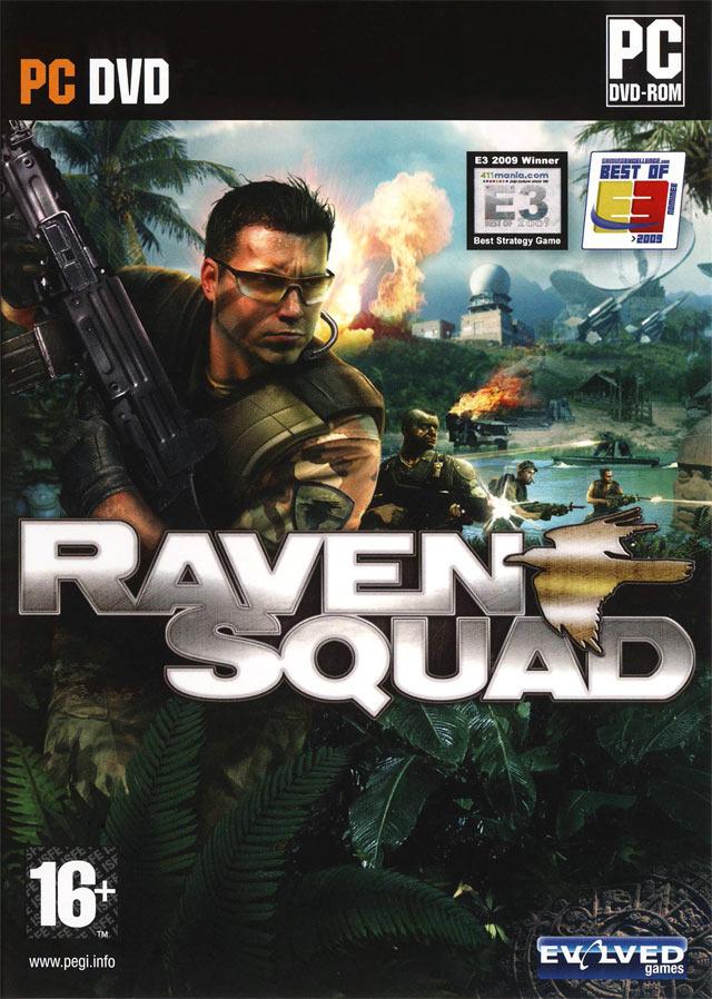 acheter raven squad jeux vid o pc guerre fps. Black Bedroom Furniture Sets. Home Design Ideas