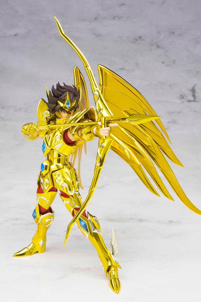 Acheter saint seiya myth cloth sagittarius omega saint seiya - Decor saint seiya myth cloth ...