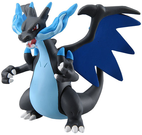Acheter pokemon xy figurine mega evolution mega - Mega evolution dracaufeu x ...