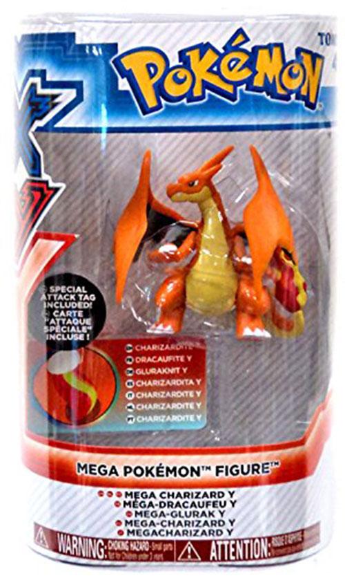 Acheter pokemon xy figurine mega evolution mega - Evolution de dracaufeu ...