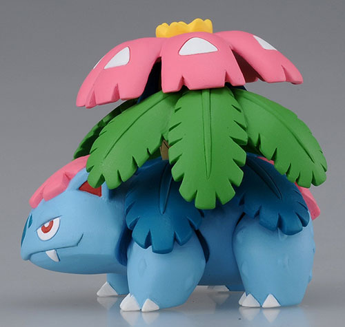 Acheter pokemon xy figurine mega evolution mega - Mega florizarre ...
