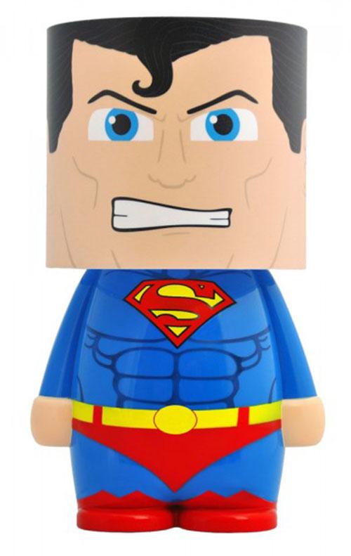 Light Mood Acheter Acheter Superman Lampe mn80wN