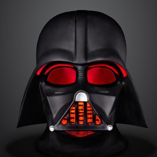 Acheter star wars lampe dark vador helmet large 25cm mood light star wars - Lampe de chevet star wars ...