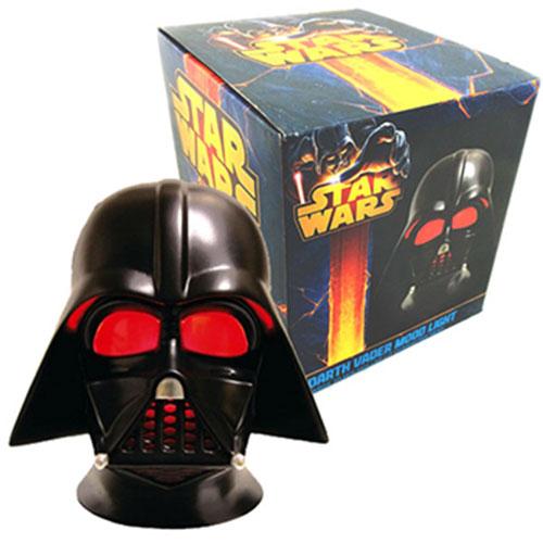 acheter star wars lampe dark vador helmet large 25cm. Black Bedroom Furniture Sets. Home Design Ideas