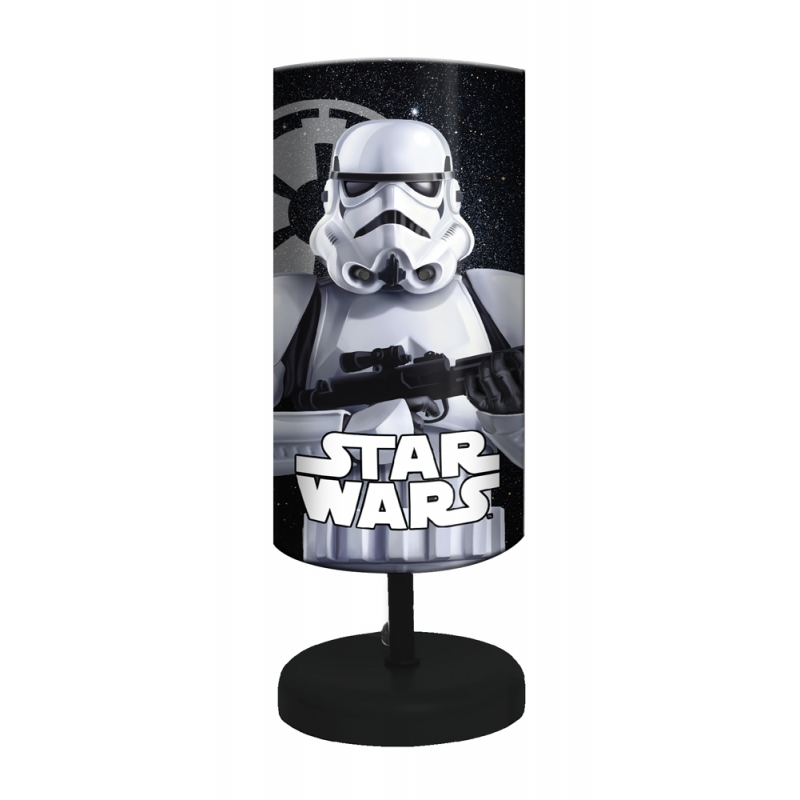 acheter star wars lampe de chevet stormtrooper star wars. Black Bedroom Furniture Sets. Home Design Ideas