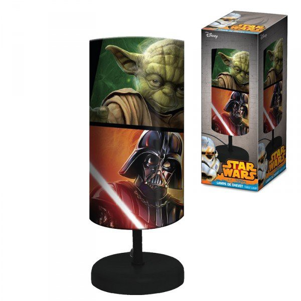 acheter star wars lampe de chevet trio star wars. Black Bedroom Furniture Sets. Home Design Ideas