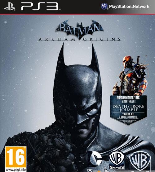 Скачать торрент Batman Arkham Origins USA/RUS Игра для PS3 бесплатно.
