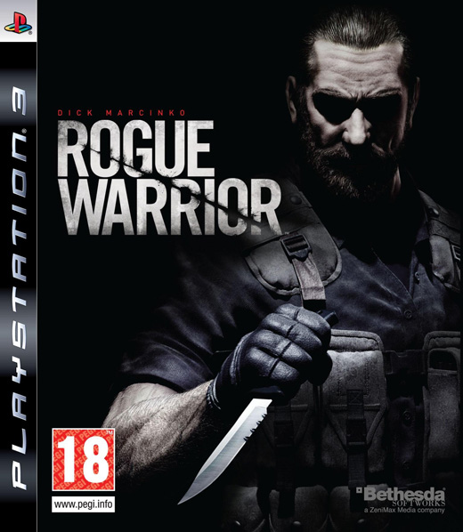 acheter rogue warrior jeux vid o ps3 guerre fps. Black Bedroom Furniture Sets. Home Design Ideas