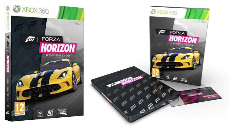 acheter forza horizon limited edition jeux vid o x360 course. Black Bedroom Furniture Sets. Home Design Ideas